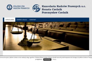 Kancelaria Radców Prawnych s.c. Renata Czelnik Przemysław Czelnik - Radca prawny Kłodzko