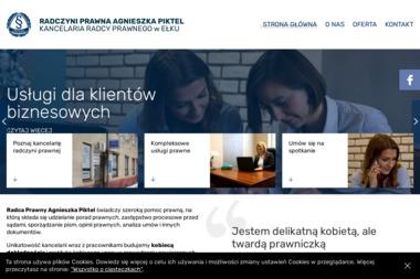 Kancelaria Radcy Prawnego Agnieszka Piktel - Kancelaria prawna Ełk