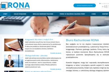 Biuro Księgowe RONA - Prowadzenie Księgi Przychodów i Rozchodów Starogard Gdański