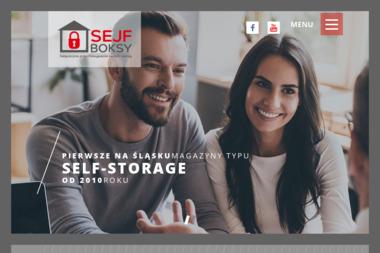 Sejfboksy - Magazyny Do Wynajęcia Sosnowiec