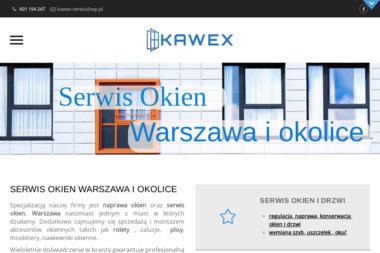 KAWEX - Okna PCV Pruszków
