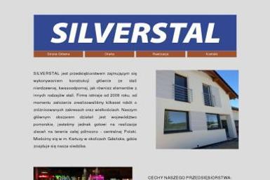 SILVERSTAL - Balustrady szklane Kartuzy