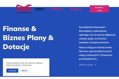 SME-finanse.pl Sp.z o.o - Plan na Biznes Wrocław