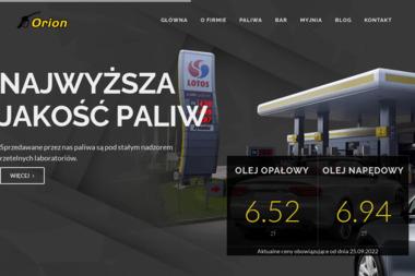Stacja paliw ORION - Olej Opałowy Kobysewo