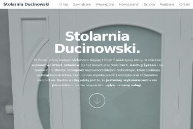 Stolarnia Ducinowski Usługi Stolarskie - Stolarstwo Radłów