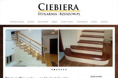 Ciebiera Stolarnia-Rzeszów - Sztachety Drewniane Rzeszów