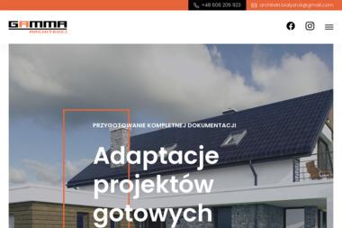 Studio Architektury Gamma sp. z o.o. - Domy Drewniane Białystok