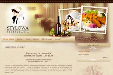 Restauracja Stylowa - Catering świąteczny Biała Podlaska