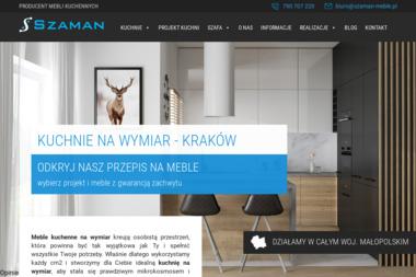 Producent Mebli Szaman - Meble Kuchenne Na Wymiar Brzesko