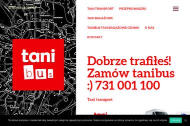 tanibus.com.pl - Przeprowadzki międzynarodowe Poznań