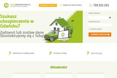 SuperUbezpieczenia - Ubezpieczenie firmy Gdańsk