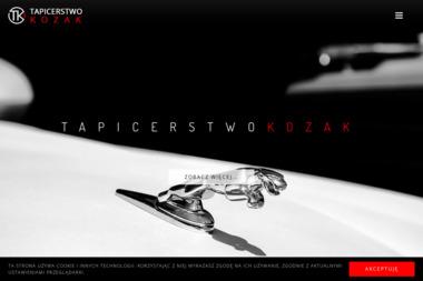 Tapicerstwo Kozak - Tapicer Szczecin