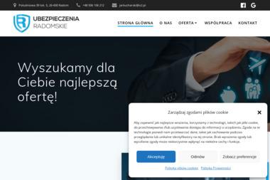 UBEZPIECZENIA RADOMSKIE - Polisy OC Radom