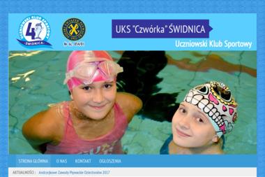 """Uczniowski Klub Sportowy """"Czwórka"""" Świdnica - Kursy Nurkowania Świdnica"""