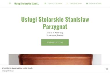 Usługi stolarskie - Schody Nowy targ