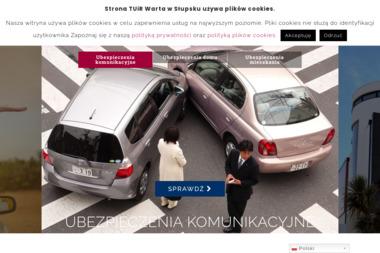 Agent wyłączny TUiR Warta - Mirosław Szczygielski - Ubezpieczenie firmy Słupsk