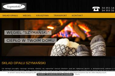 "P.H.U. ""SZYM-TRANS"" - Piasek Kochanowice"