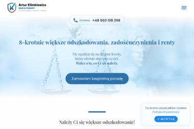 ARTUR KLIMKIEWICZ KANCELARIA RADCY PRAWNEGO - Radca prawny Lublin