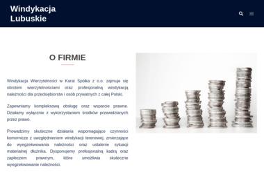 Karat Spółka z o.o. - Windykacja Zielona Góra