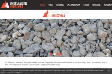 Wrocławskie Kruszywa Sp. z o.o. - Piaskownia Wrocław
