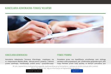 Kancelaria Adwokacka Tomasz Kilarski - Radca prawny Bielsko-Biała