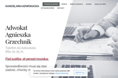 Adwokat Agnieszka Grzechnik - Radca prawny Zgorzelec