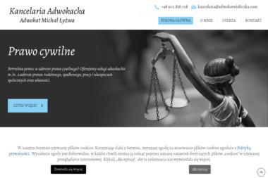 Kancelaria Adwokacka Adwokat Michał Łyżwa - Adwokat Karnista Wieliczka