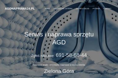 Serwis i naprawa sprzętu AGD - Naprawa zmywarek Zielona Góra