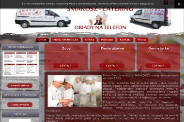 Firma Gastronomiczna SMAKOSZ - Gastronomia Iława