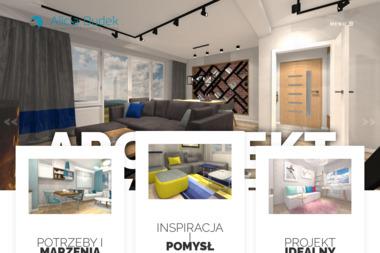 Alicja Dudek pracownia architektury wnętrz - Projekty domów Płock