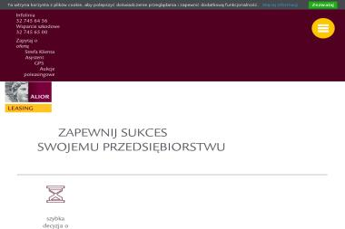Alior Leasing - Leasing Opole