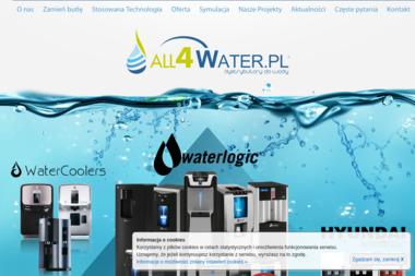 All4water - Dostawca Dystrybutorów Wody Radom