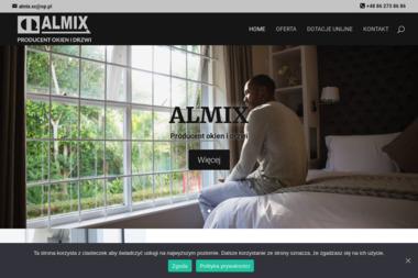 ALMIX S.C. - Sprzedaż Okien Aluminiowych Grajewo