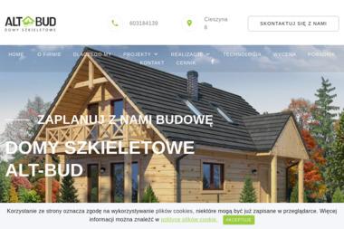 ALT-BUD - Budowanie Domków Holenderskich Stępina