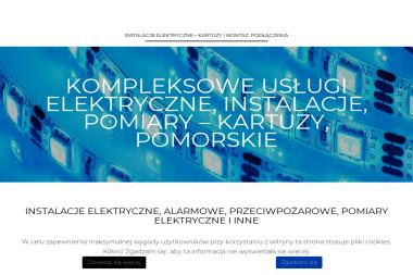 Edward Rusek PU Amared - Instalacja Anten Satelitarnych Kartuzy
