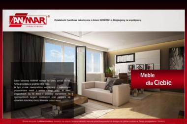 Salon Meblowy ANMAR - Meble na wymiar Nowy Targ