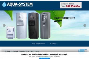 AQUA-SYSTEM - Dostawy wody Gdynia