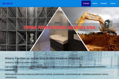 AR-BUD Arkadiusz Wojaczek - Remonty Biur Rybnik