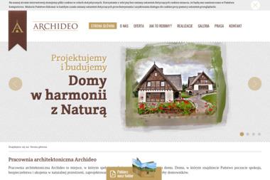 Archideo - Aranżacje Mieszkań Chojnice