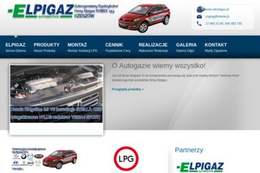 ROMEX sp.j. Montaż instalacji gazowych Elpigaz - Gazownik Samochodowy Rzeszów