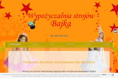 Bajka D.T.G - Wypożyczalnia strojów Lublin