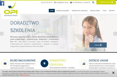 OPI Biuro Rachunkowości i Finansów - Doradca finansowy Gliwice