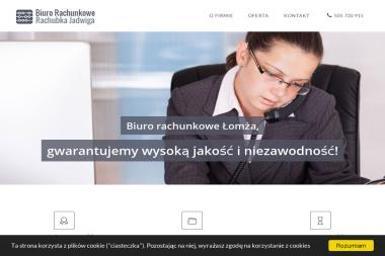 Biuro Rachunkowe Rachubka Jadwiga - Prowadzenie Księgi Przychodów i Rozchodów Łomża