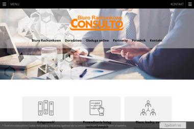 Biuro Rachunkowe Consulto - Prowadzenie Księgi Przychodów i Rozchodów Tarnów