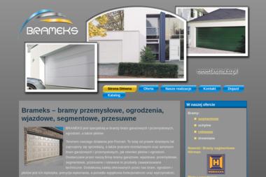 Brameks - Bramy garażowe Poznań