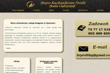Biuro Rachunkowe PROFIT - Usługi finansowe Zgorzelec