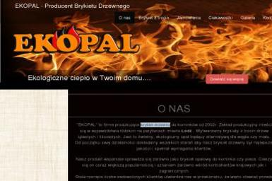 EKOPAL - Producent Brykietu RUF - Brykiet Bukowy Rzgów