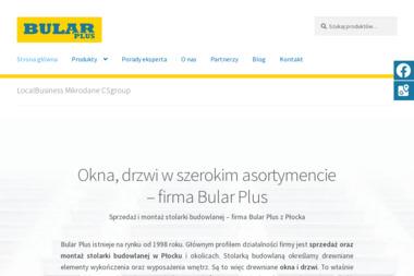 BULAR Plus - Okna Płock