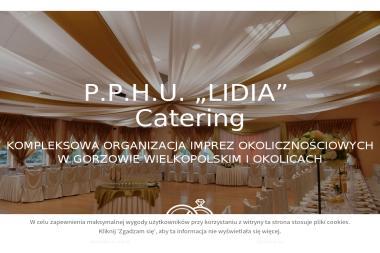 Lidia Matuszak Rusak - Catering dietetyczny Gorzów Wielkopolski