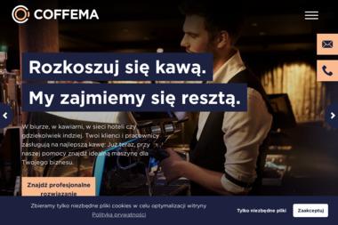 COFFEMA INTERNATIONAL POLAND Sp. z o.o. - Ekspresy do Kawy Gdańsk